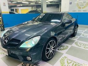 Mercedes-benz Slk 200 1.8 Kompressor Sport Gasolina 2p