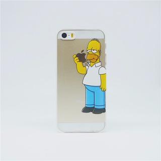 Case Funda Carcasa Homero Simpson iPhone 5 5s