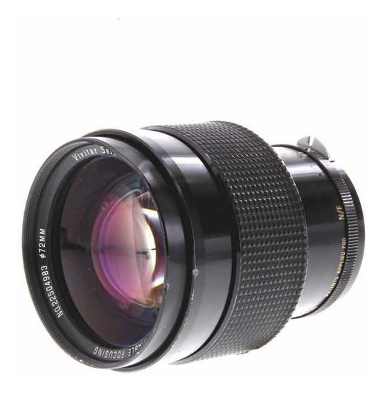 Objetiva Cinematizada Vivitar 35-85mm 2.8 Serie 1