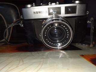 Cámara Fotográfica Konica S2
