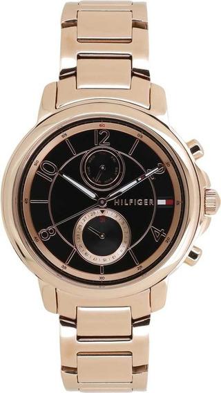 Relógio Tommy Hilfiger Th1781820 Orig Chron Anal Gold Rosé
