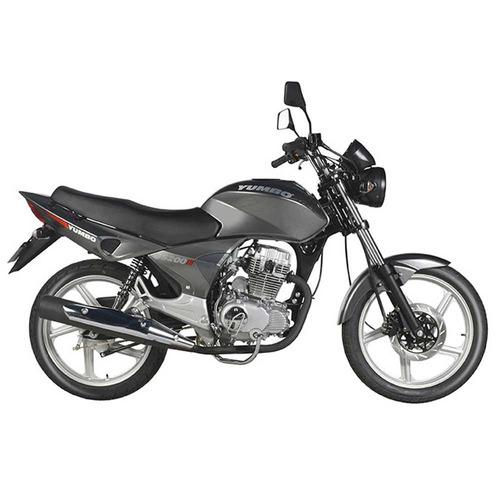 Yumbo Gs 200 Iii Moto Deportiva 0km 2021 + Obsequios - Fama