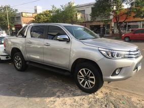 Toyota Hilux Srx 2.8 Automatica 4x4-2016- R Menor - Bancor