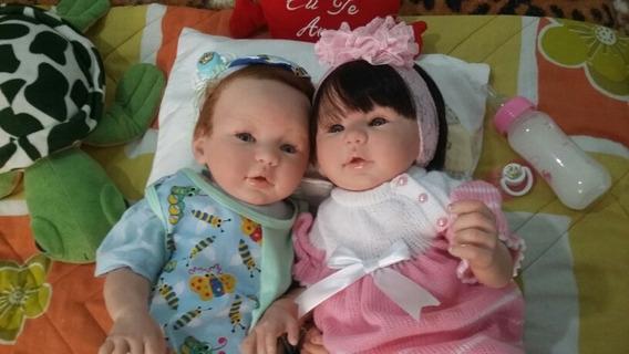 Bebe Reborn Kylin Corpinho Inteiro