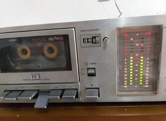 Tape Deck Sony Tcu30bs