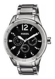 Reloj Fossil Bq1716 Hombre Acero Inoxidable Original U S A
