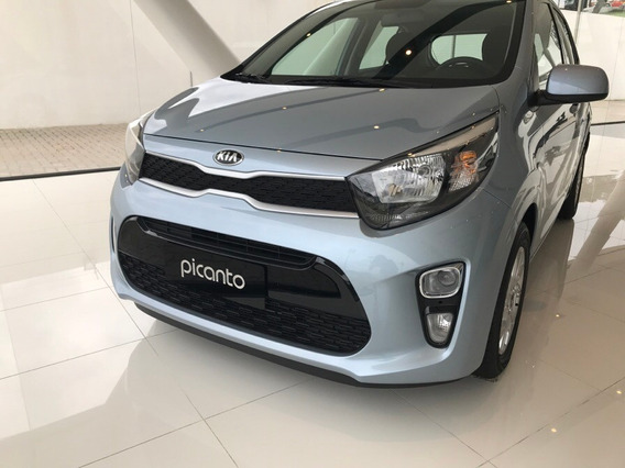 Kia Picanto Ex Plus At 2019 0km