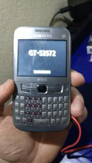 Celular Samsung Gt-s3572 (defeito) 9/12