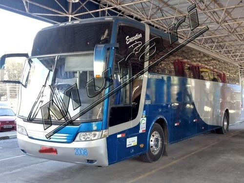 Busscar Jumbus 360 Ano 2008 Scania K-310  46 Lug. Rd-ref 646