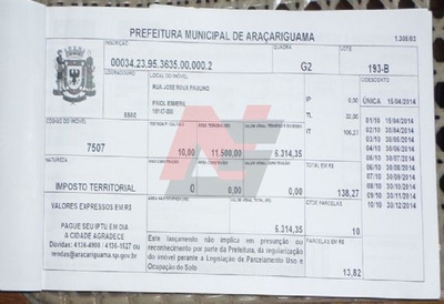 01619 - Terreno, Araçariguama - Interior/sp - 1619
