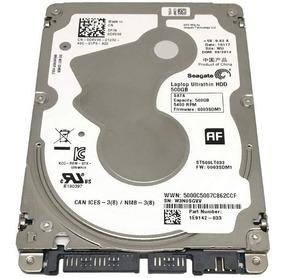 Hd 2.5 Notebook Seagate Ultrathin 500gb Novo Com Garantia