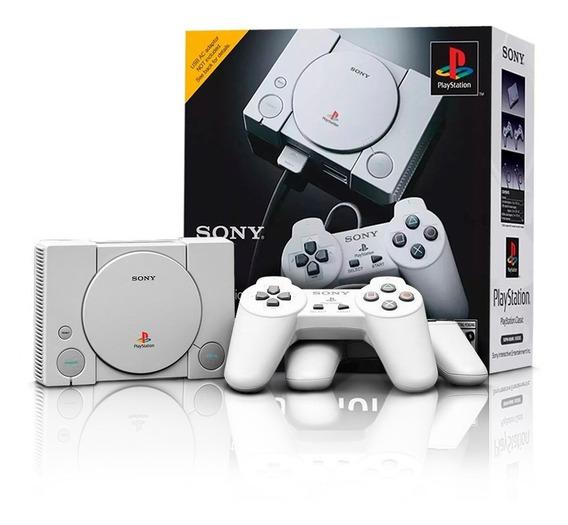 Playstation One Classic Edition Mini - Lançamento