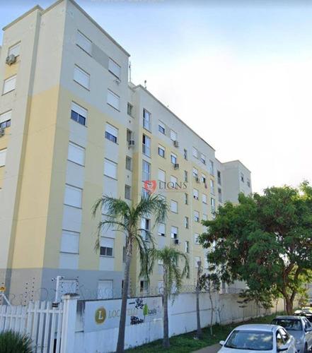 Imagem 1 de 10 de Apartamento Com 2 Dormitórios À Venda, 54 M² Por R$ 240.000,00 - Vila Vista Alegre - Cachoeirinha/rs - Ap0802