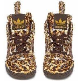 Zapatillas adidas Originals Leopard Jeremy Scott Niños