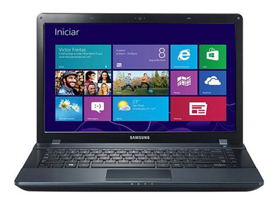 Notebook Samsung Ativ Book 2 E1-1500 |vitrine
