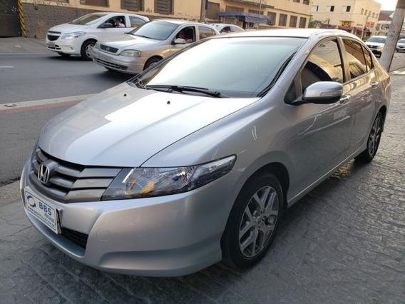 Honda City Ex 1.5 16v Flex, Etr3374