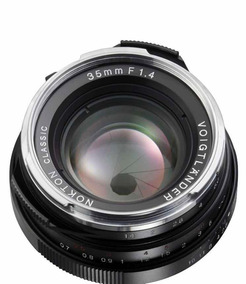 Lente Voigtlander Nokton Classic 35mm F/1.4 Mc Leica M Mount