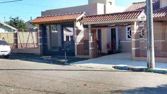 Casa Residencial À Venda, Campo Vicente, Nova Hartz. - Ca1871