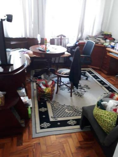 Apartamento 46m², 1 Dormitorios  - Aclimação - Ap11345