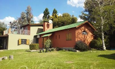 Casa De Campo En Las Sierras De Tandil