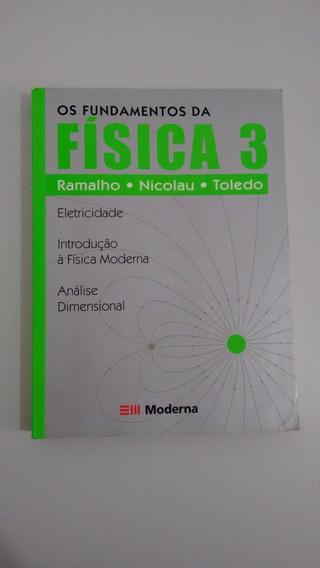 Livro Fundamentos Da Física 3 Ramalho.nicolau.toledo