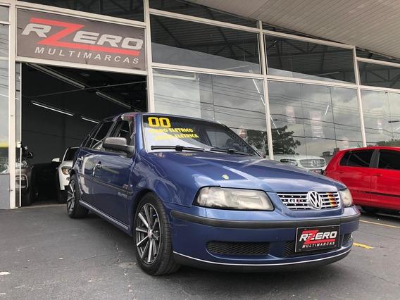 Volkswagen Gol 2000 Revisado 1.0 G3 4 Portas