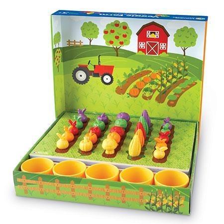 Learning Resources Granja De Vegetales