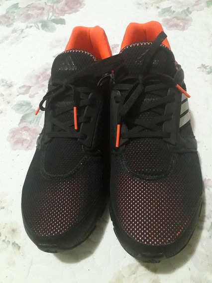 Tênis adidas Springblade Laranja E Preto