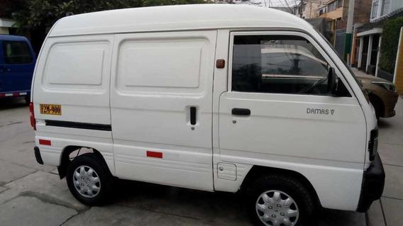 Daewoo Damas 1999 Gasolina Mecanica Panel Para Transporte