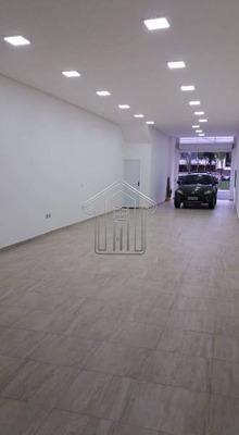 Salão Comercial Para Locação No Bairro Casa Branca, 130 Metros - 9531gigantte