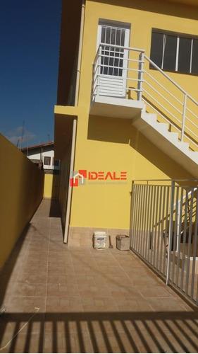 Nova Itanhaem - Casas Sobrepostas Superior Ou Inferior - 937
