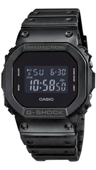 Reloj Casio G-shock Digital Dw-5600bb-1 / 100% Nuevo