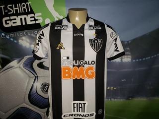 Camisa Do Atlético Mineiro Usada No Brasileiro 2019 !!!