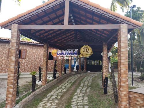 Imagem 1 de 30 de Chácara Com 7 Dorms, Parque Real, Itanhaém - R$ 999 Mil, Cod: 8577 - V8577