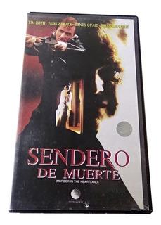 Sendero De Muerte Vhs Pelicula 1995 Videovisa Starkweather