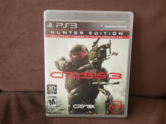 Crysis 3 Ps3 Mídia Fisica