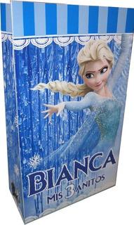 Bolsitas Golosineras Personalizadas Frozen X 40 U