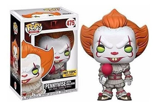 Funko Pop It Pennywise Bobble Head Figura Cons Stock