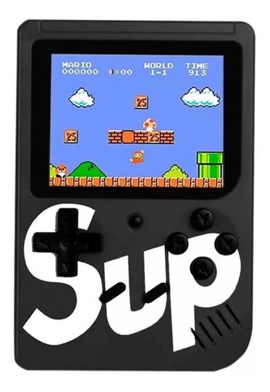 Vídeo Game Retro Clássico Super Cabo/av Mini 400 Jogos Porta
