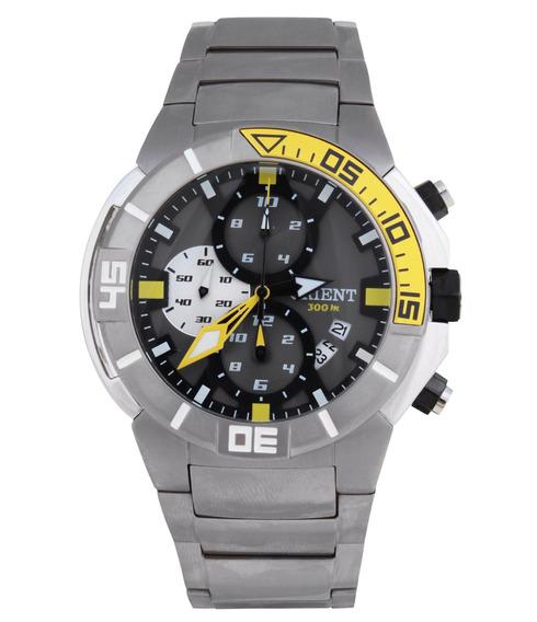 Relógio Orient Masculino Seatech Mbttc003 P1px.