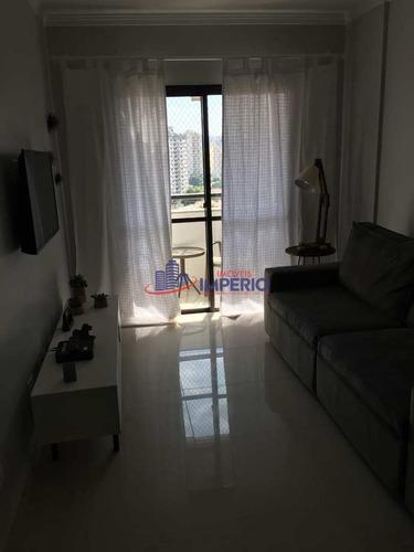 Imagem 1 de 24 de Apartamento Com 2 Dorms, Chora Menino, São Paulo - R$ 490 Mil, Cod: 7576 - V7576