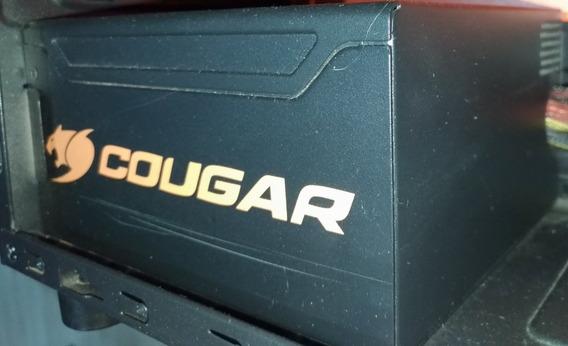 Fonte De Alimentação Pc - 500w - Cougar