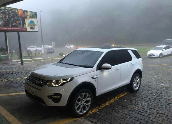 Land Rover Discovery Sport Hse Gasolina 7 Lugar