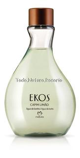 Perfume Agua De Baño Capim Limao 200ml Todo Natura Rosario