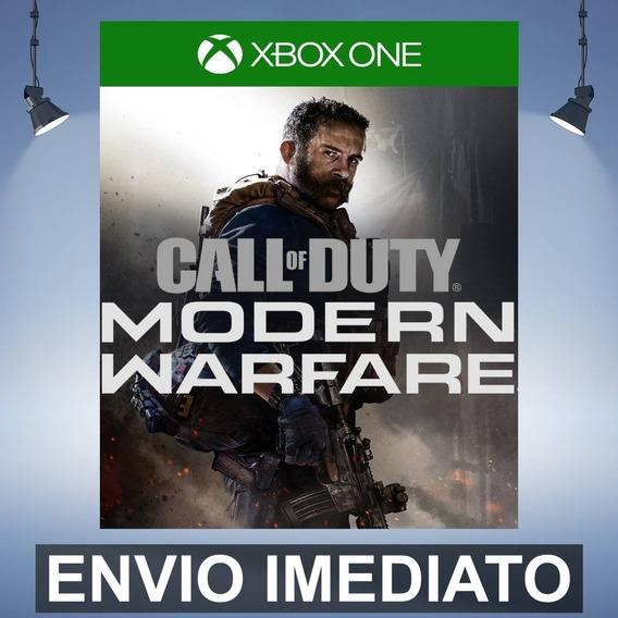Call Of Duty - Modern Warfare - Xbox One Mídia Digital