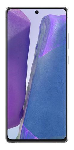 Samsung Galaxy Note20 Dual SIM 256 GB cinza-místico 8 GB RAM