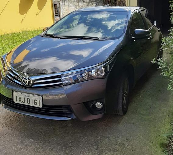 Toyota Corolla Xei 2017 34600 Km