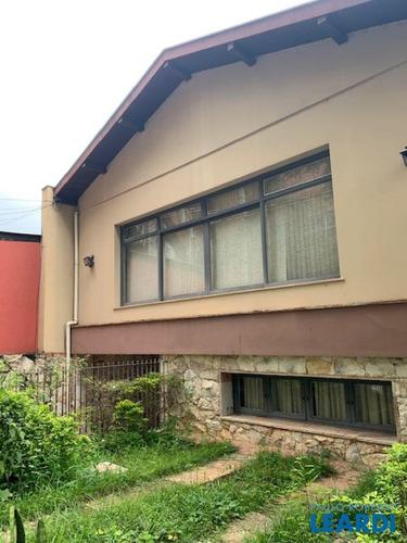 Imagem 1 de 12 de Casa Assobradada - Real Parque  - Sp - 637732