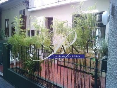 Botafogo - Dona Mariana - Excelente Casa Triplex - Ca00389