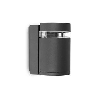 Aplique Unidireccional Exterior Aluminio Play 1 Gu10